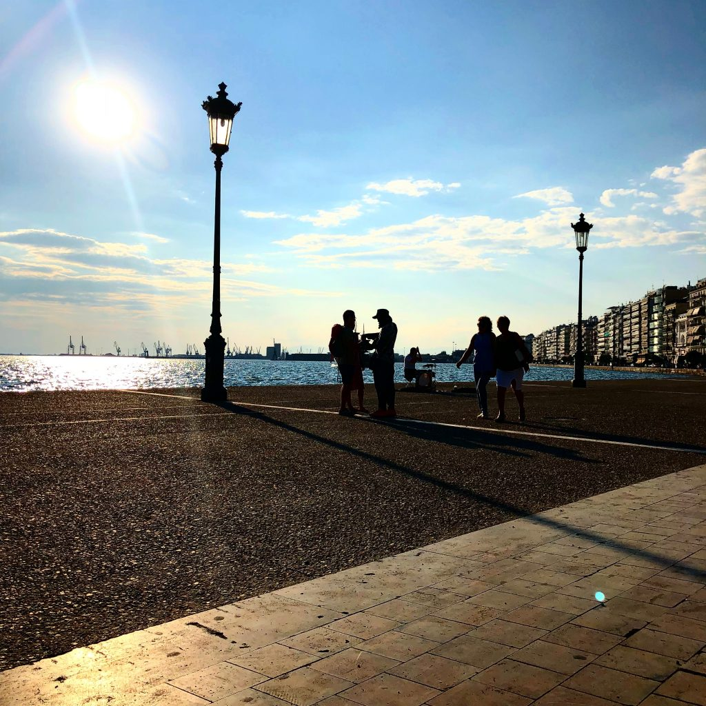 Diary, 11/07/18 — A day in Thessaloniki