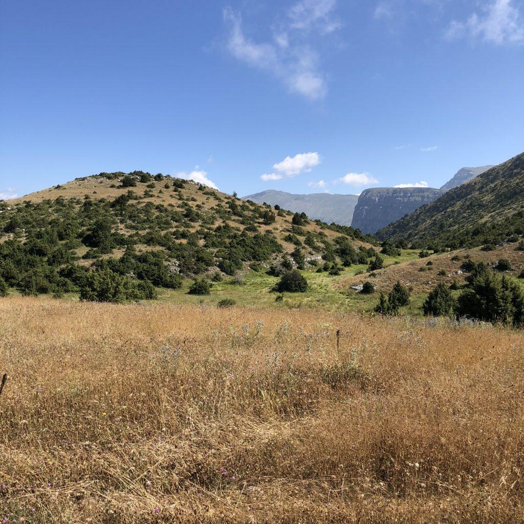 Diary, 21/07/18 — Epirus